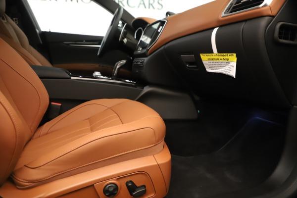 New 2019 Maserati Ghibli S Q4 GranSport for sale Sold at Bugatti of Greenwich in Greenwich CT 06830 23