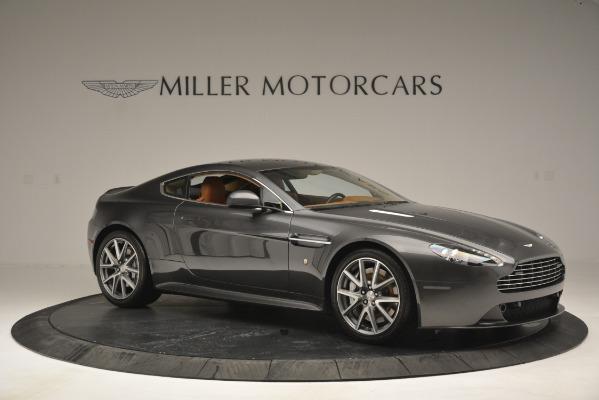 Used 2012 Aston Martin V8 Vantage S Coupe for sale Sold at Bugatti of Greenwich in Greenwich CT 06830 10