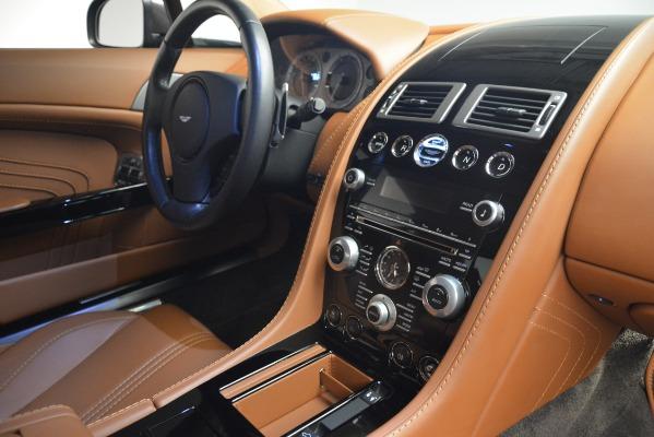 Used 2012 Aston Martin V8 Vantage S Coupe for sale Sold at Bugatti of Greenwich in Greenwich CT 06830 17