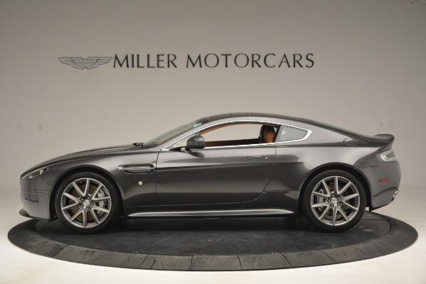 Used 2012 Aston Martin V8 Vantage S Coupe for sale Sold at Bugatti of Greenwich in Greenwich CT 06830 3