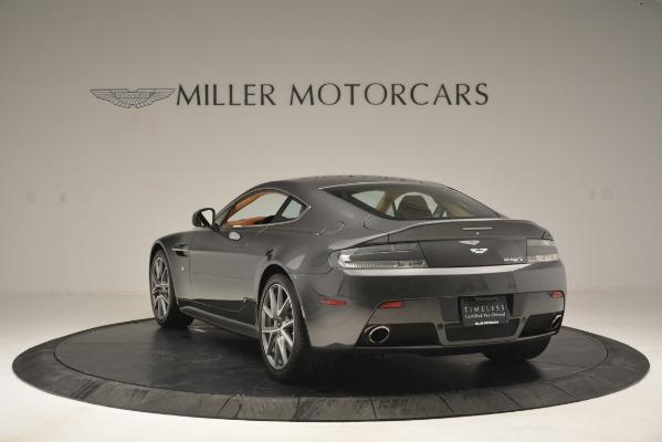 Used 2012 Aston Martin V8 Vantage S Coupe for sale Sold at Bugatti of Greenwich in Greenwich CT 06830 5