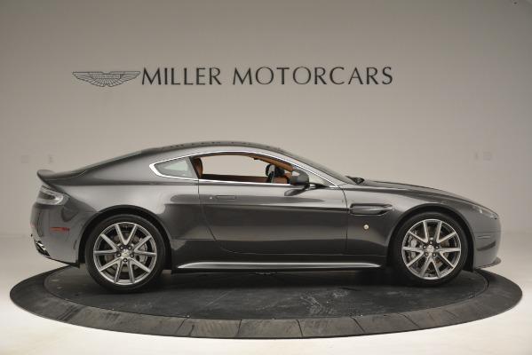Used 2012 Aston Martin V8 Vantage S Coupe for sale Sold at Bugatti of Greenwich in Greenwich CT 06830 9