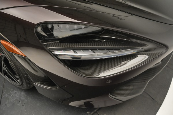 Used 2018 McLaren 720S Coupe for sale Sold at Bugatti of Greenwich in Greenwich CT 06830 24