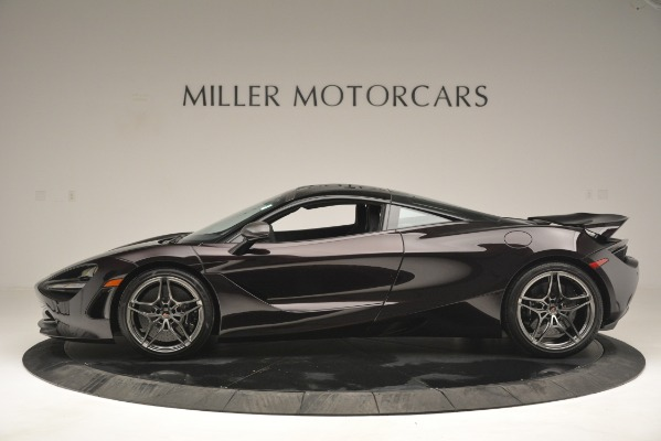 Used 2018 McLaren 720S Coupe for sale Sold at Bugatti of Greenwich in Greenwich CT 06830 3