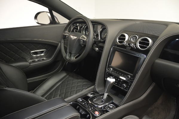 Used 2016 Bentley Continental GT Speed for sale Sold at Bugatti of Greenwich in Greenwich CT 06830 28