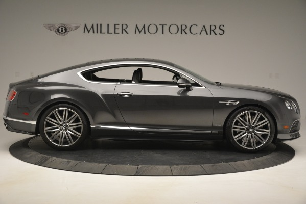 Used 2016 Bentley Continental GT Speed for sale Sold at Bugatti of Greenwich in Greenwich CT 06830 9