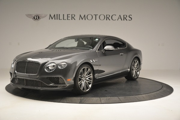 Used 2016 Bentley Continental GT Speed for sale Sold at Bugatti of Greenwich in Greenwich CT 06830 1