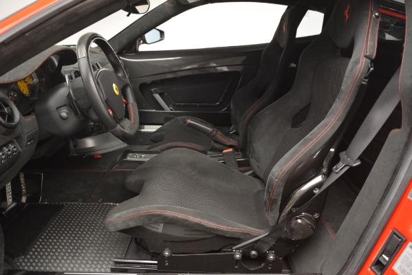 Used 2008 Ferrari F430 Scuderia for sale Sold at Bugatti of Greenwich in Greenwich CT 06830 14