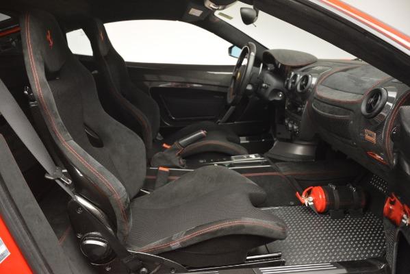 Used 2008 Ferrari F430 Scuderia for sale Sold at Bugatti of Greenwich in Greenwich CT 06830 18