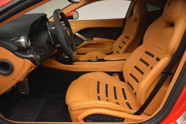 Used 2017 Ferrari F12 Berlinetta for sale Sold at Bugatti of Greenwich in Greenwich CT 06830 14