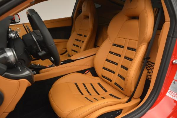 Used 2017 Ferrari F12 Berlinetta for sale Sold at Bugatti of Greenwich in Greenwich CT 06830 15