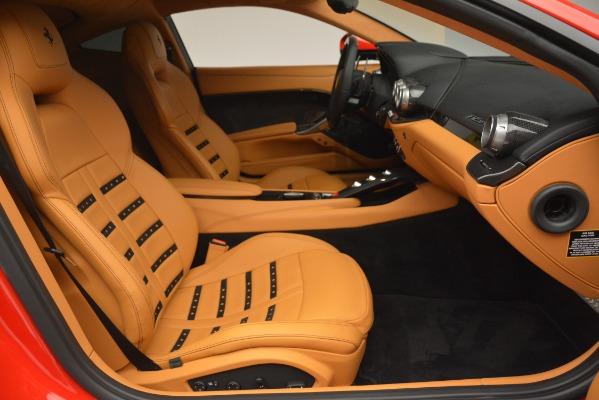 Used 2017 Ferrari F12 Berlinetta for sale Sold at Bugatti of Greenwich in Greenwich CT 06830 18