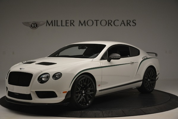 Used 2015 Bentley Continental GT GT3-R for sale Sold at Bugatti of Greenwich in Greenwich CT 06830 2