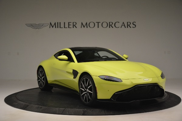 Used 2019 Aston Martin Vantage for sale Sold at Bugatti of Greenwich in Greenwich CT 06830 11