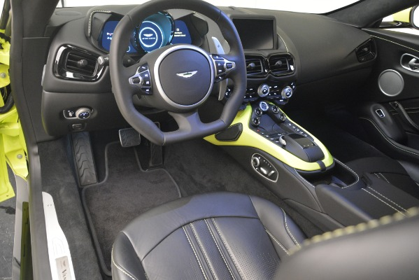 Used 2019 Aston Martin Vantage for sale Sold at Bugatti of Greenwich in Greenwich CT 06830 15