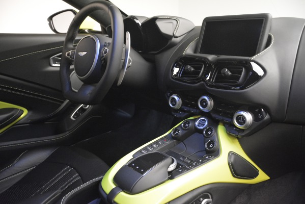 Used 2019 Aston Martin Vantage for sale Sold at Bugatti of Greenwich in Greenwich CT 06830 16