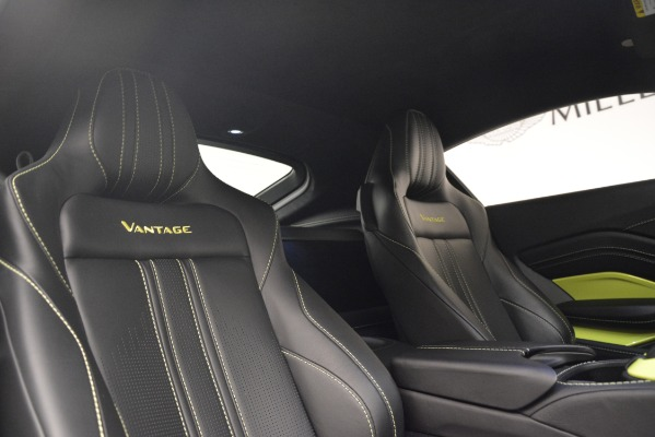 Used 2019 Aston Martin Vantage for sale Sold at Bugatti of Greenwich in Greenwich CT 06830 17