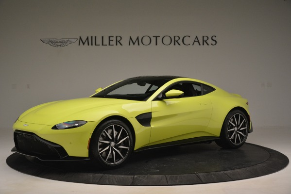 Used 2019 Aston Martin Vantage for sale Sold at Bugatti of Greenwich in Greenwich CT 06830 2