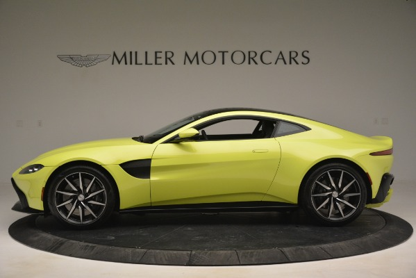 Used 2019 Aston Martin Vantage for sale Sold at Bugatti of Greenwich in Greenwich CT 06830 3