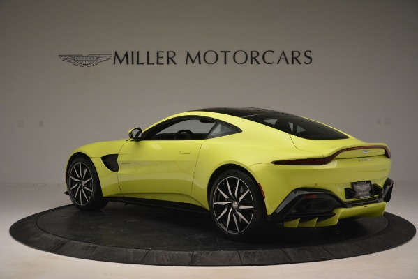 Used 2019 Aston Martin Vantage for sale Sold at Bugatti of Greenwich in Greenwich CT 06830 4