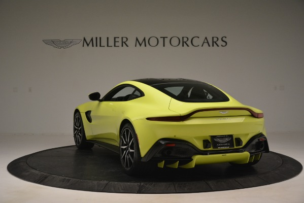 Used 2019 Aston Martin Vantage for sale Sold at Bugatti of Greenwich in Greenwich CT 06830 5