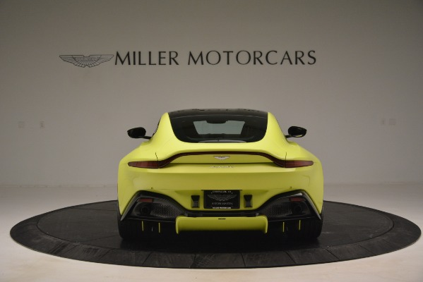 Used 2019 Aston Martin Vantage for sale Sold at Bugatti of Greenwich in Greenwich CT 06830 6