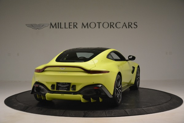 Used 2019 Aston Martin Vantage for sale Sold at Bugatti of Greenwich in Greenwich CT 06830 7
