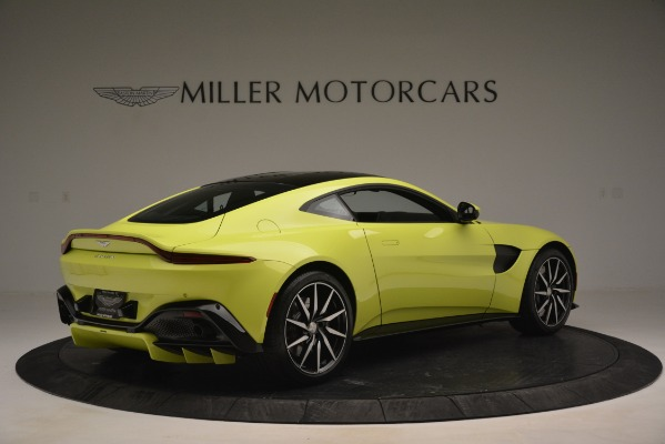 Used 2019 Aston Martin Vantage for sale Sold at Bugatti of Greenwich in Greenwich CT 06830 8