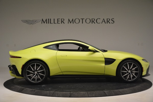 Used 2019 Aston Martin Vantage for sale Sold at Bugatti of Greenwich in Greenwich CT 06830 9