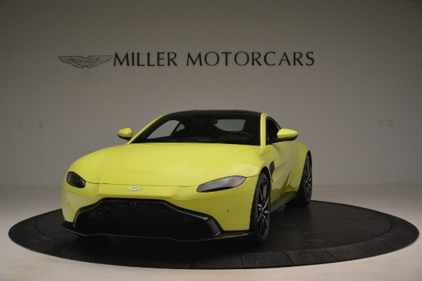 Used 2019 Aston Martin Vantage for sale Sold at Bugatti of Greenwich in Greenwich CT 06830 1
