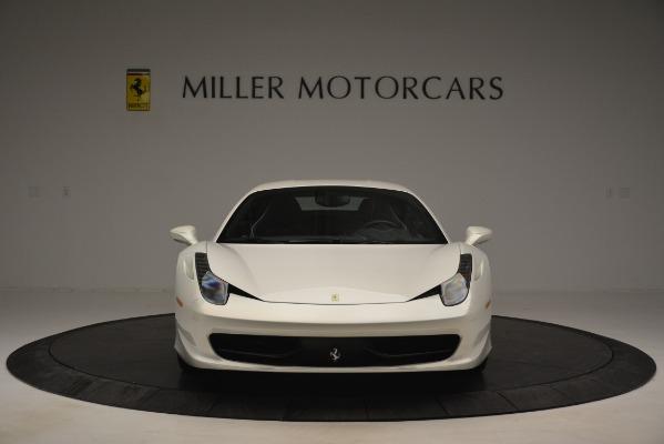 Used 2014 Ferrari 458 Italia for sale Sold at Bugatti of Greenwich in Greenwich CT 06830 12