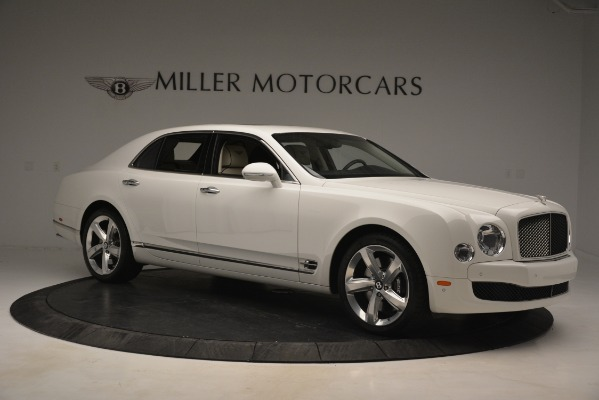 Used 2016 Bentley Mulsanne Speed for sale Sold at Bugatti of Greenwich in Greenwich CT 06830 10