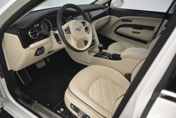 Used 2016 Bentley Mulsanne Speed for sale Sold at Bugatti of Greenwich in Greenwich CT 06830 17