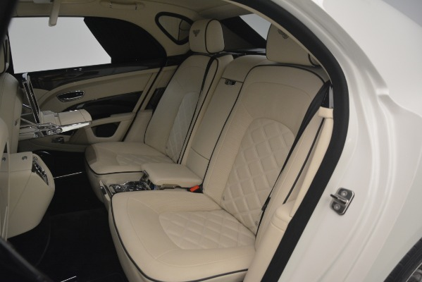 Used 2016 Bentley Mulsanne Speed for sale Sold at Bugatti of Greenwich in Greenwich CT 06830 28