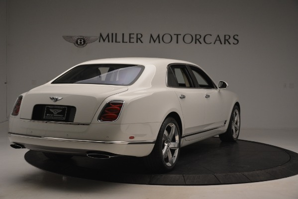 Used 2016 Bentley Mulsanne Speed for sale Sold at Bugatti of Greenwich in Greenwich CT 06830 7