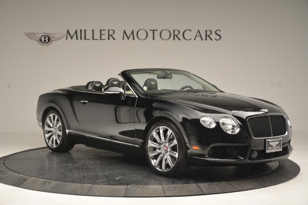 Used 2014 Bentley Continental GT V8 for sale Sold at Bugatti of Greenwich in Greenwich CT 06830 10