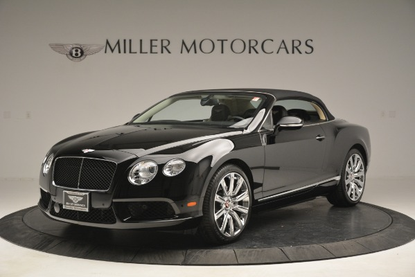 Used 2014 Bentley Continental GT V8 for sale Sold at Bugatti of Greenwich in Greenwich CT 06830 14