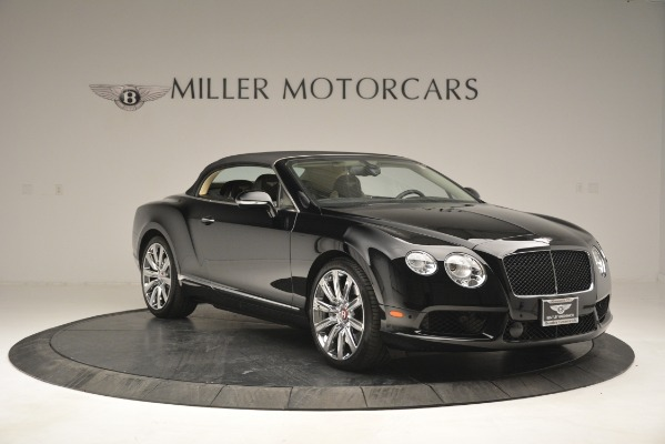 Used 2014 Bentley Continental GT V8 for sale Sold at Bugatti of Greenwich in Greenwich CT 06830 21