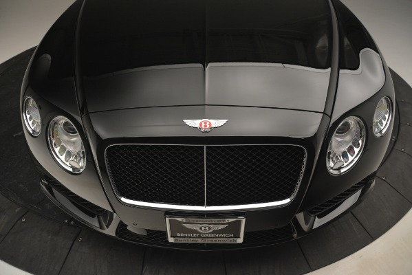 Used 2014 Bentley Continental GT V8 for sale Sold at Bugatti of Greenwich in Greenwich CT 06830 22