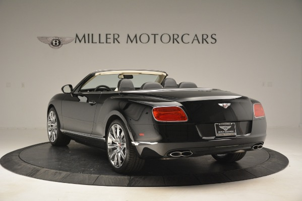 Used 2014 Bentley Continental GT V8 for sale Sold at Bugatti of Greenwich in Greenwich CT 06830 5
