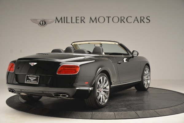 Used 2014 Bentley Continental GT V8 for sale Sold at Bugatti of Greenwich in Greenwich CT 06830 7