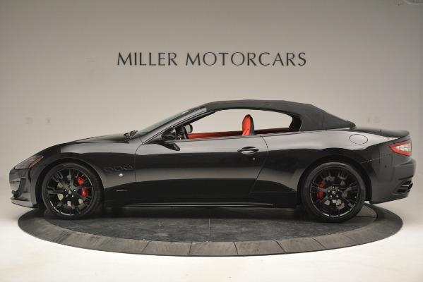 Used 2015 Maserati GranTurismo Sport for sale Sold at Bugatti of Greenwich in Greenwich CT 06830 15