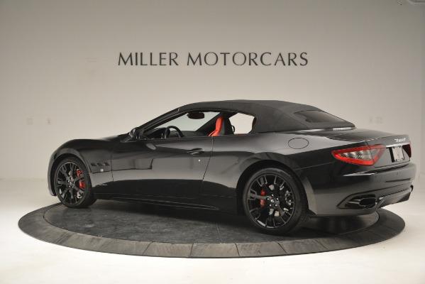 Used 2015 Maserati GranTurismo Sport for sale Sold at Bugatti of Greenwich in Greenwich CT 06830 16