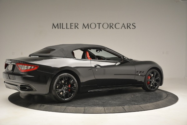 Used 2015 Maserati GranTurismo Sport for sale Sold at Bugatti of Greenwich in Greenwich CT 06830 20