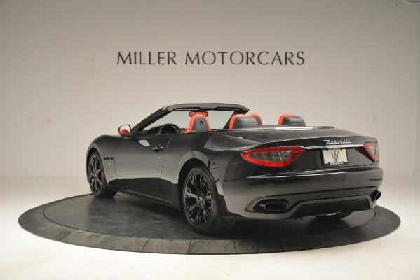 Used 2015 Maserati GranTurismo Sport for sale Sold at Bugatti of Greenwich in Greenwich CT 06830 5
