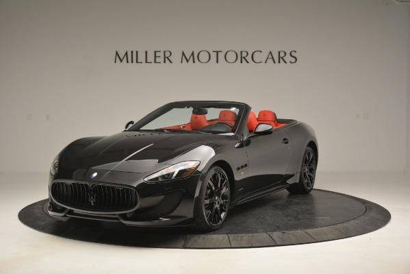 Used 2015 Maserati GranTurismo Sport for sale Sold at Bugatti of Greenwich in Greenwich CT 06830 1