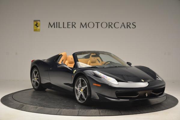 Used 2014 Ferrari 458 Spider for sale Sold at Bugatti of Greenwich in Greenwich CT 06830 11
