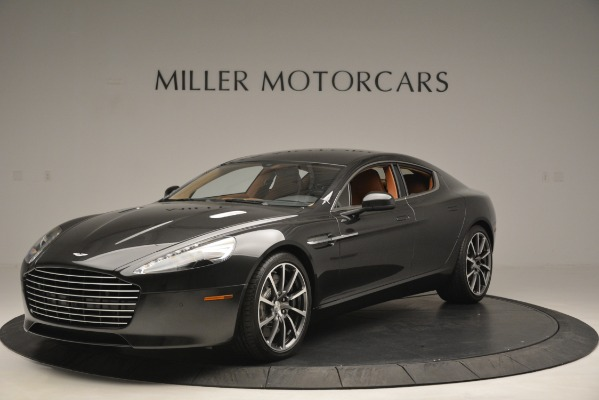 Used 2016 Aston Martin Rapide S for sale Sold at Bugatti of Greenwich in Greenwich CT 06830 2