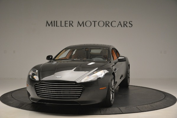 Used 2016 Aston Martin Rapide S for sale Sold at Bugatti of Greenwich in Greenwich CT 06830 1