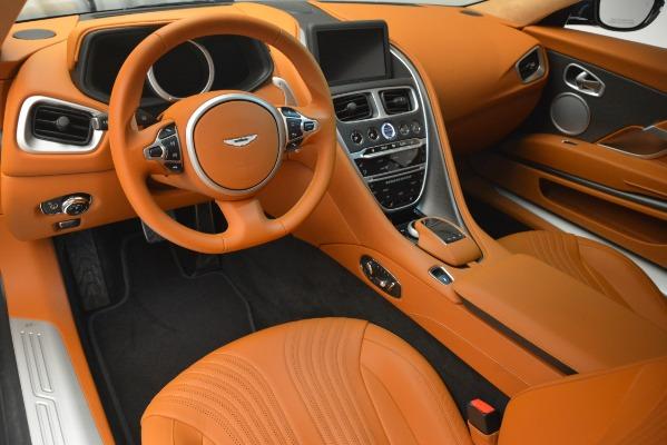 Used 2018 Aston Martin DB11 V12 Coupe for sale Sold at Bugatti of Greenwich in Greenwich CT 06830 14